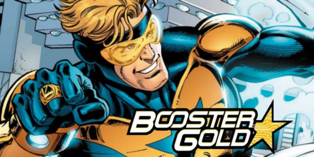 Zack Stentz Confirms He's Writing Booster Gold Movie