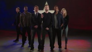 Captain America Civil War - Battle Hymn