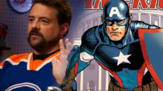Captain America Kevin Smith