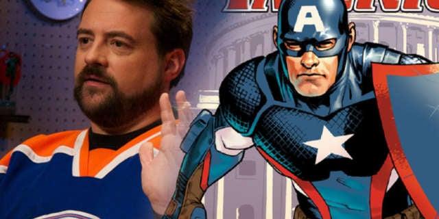 Captain America Kevin Smith