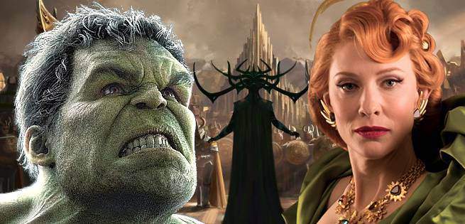 Thor: Ragnorok's Mark Ruffalo Promises More Hulk, Says Cate Blanchett Plays Worst Of The Worst