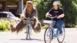 Chewbacca Mom Bike Ride