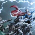 DC Rebirth Cover