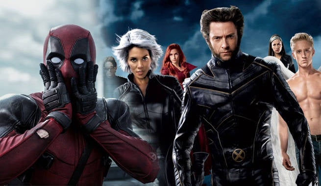 xmen the last stand footage recycled in deadpool movie