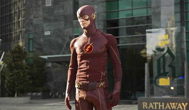 Amazoncom Watch The Flash The Complete First Season