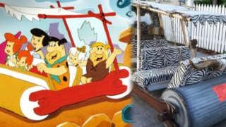 Flintstones Real Car