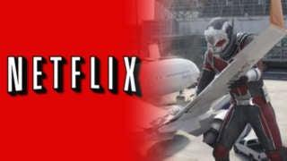 Giant Man Netflix
