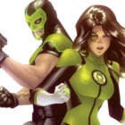 Green Lantern Variant Rebirth
