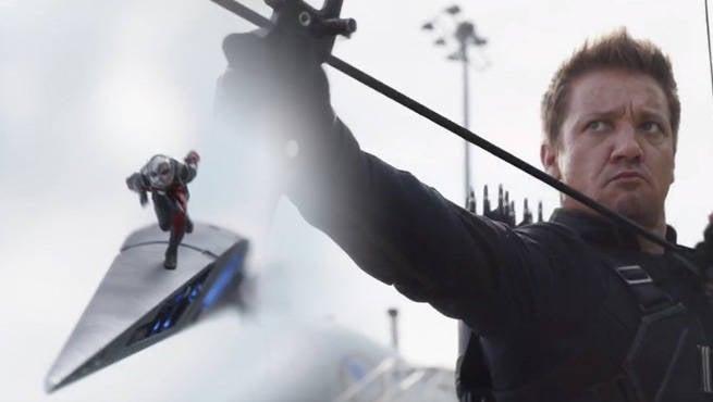 Hawkeye AntMan