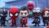 Hot Toys Team Stark