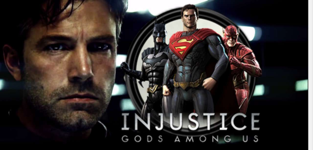 Injustice gods among us gets a fan made theatrical trailer voltagebd Choice Image