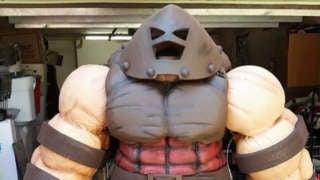 Juggernaut Armor