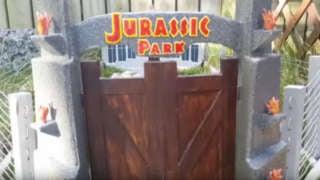Jurassic Park Turtle