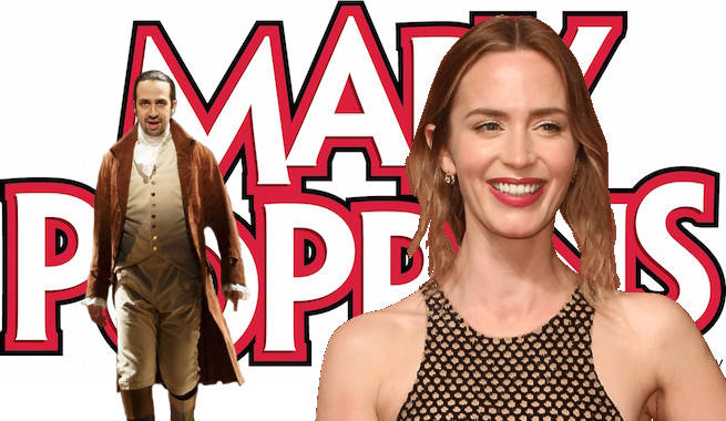 Disney Begins Production Of Mary Poppins Sequel