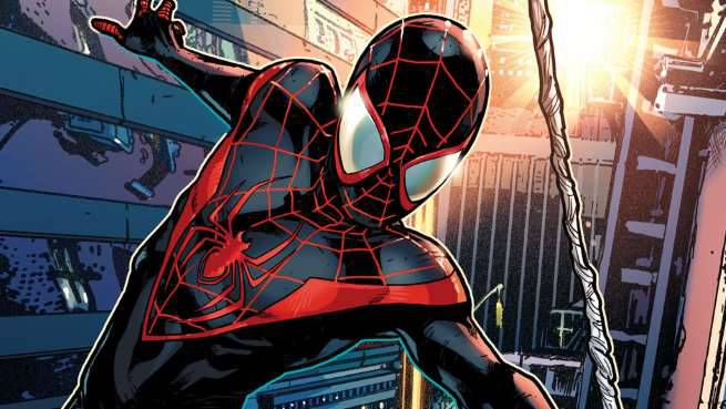 Miles Morales Rumored For Sony's Spider-Man Animated Feature Film