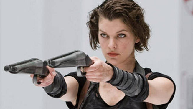 Milla Jovovich Cast In James Franco's Future World