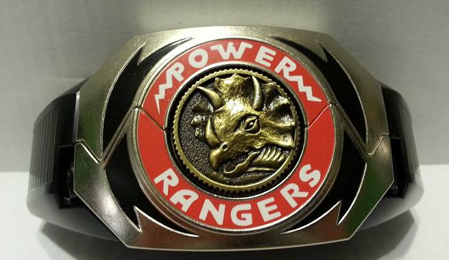 power rangers morphers, entertaintment