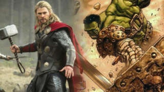 Planet Hulk Thor
