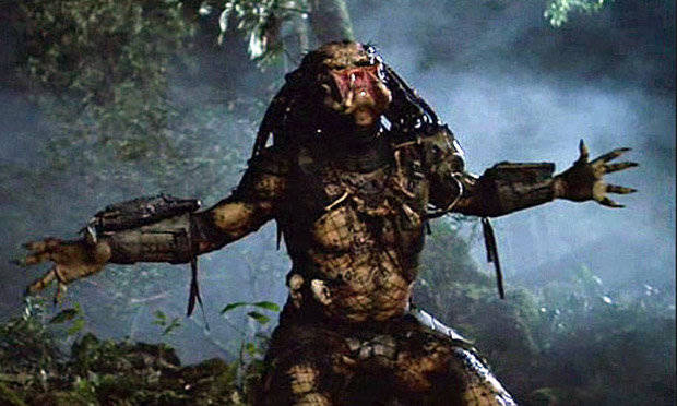 Upcoming 'Predator' Film Will Take Place in Suburbs
