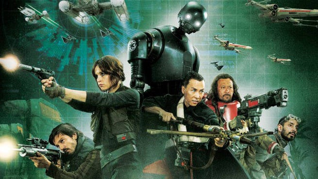 Rogue One: A Star Wars Story Reveals New Character Names And Images