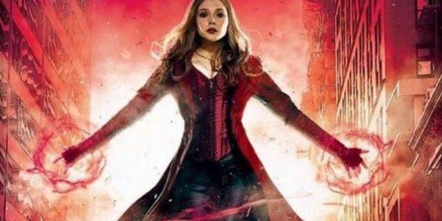 Scarlet Witch Powers