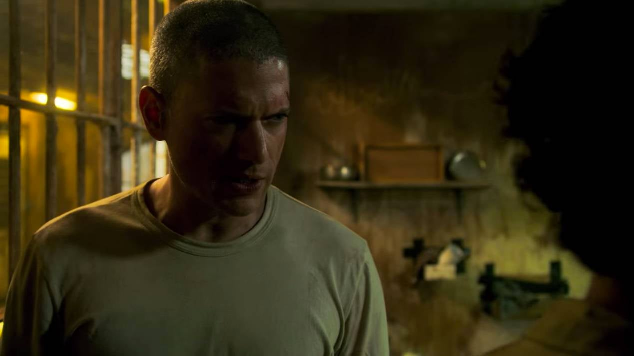 Prison Break Trailer Released