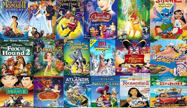 Seven Disney Sequels Everyone Forgot