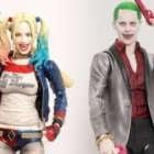 SH Figuarts Harley Joker Figures