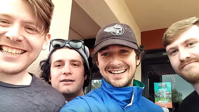 Former Transformers Star Shia LaBeouf Is Hitchhiking Across America