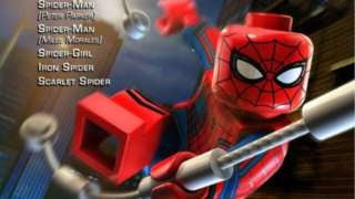 Spider-Man in LEGO Marvel's Avengers Featured
