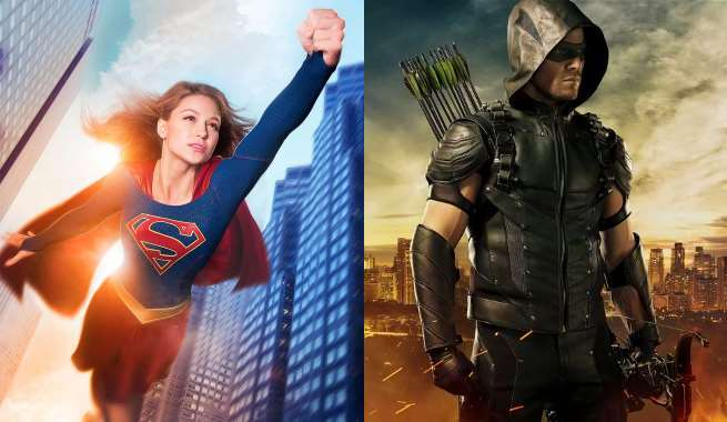 'Supergirl' lands on CW's Monday schedule