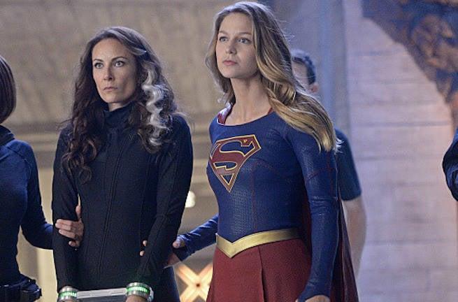 Resultado de imagem para laura benanti supergirl
