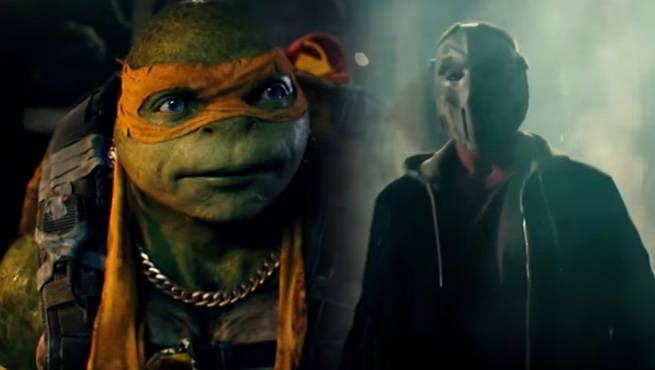 Two New Teenage Mutant Ninja Turtles 2 Featurettes Released