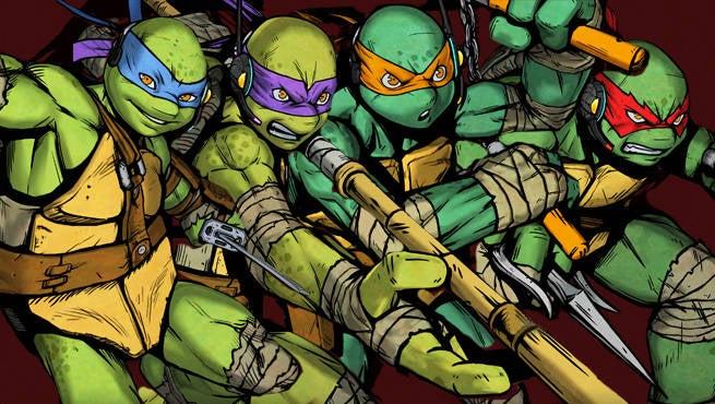 Donatello Tmnt Combos