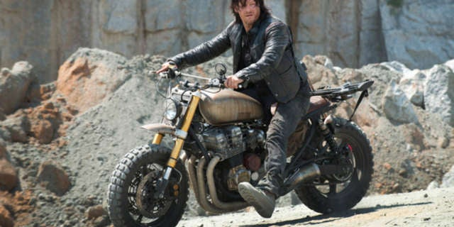 TWD Daryl Bike