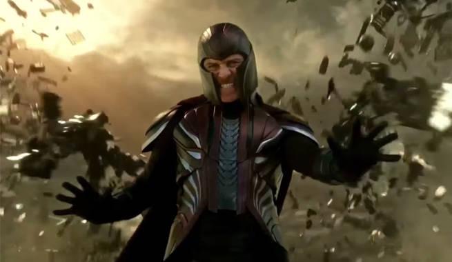 X-Men Apocalypse Chara... Michael Fassbender Stats