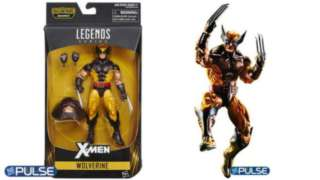 X-Men Marvel Legends Wolverine