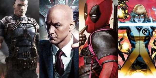 X-Men Movies Crossover