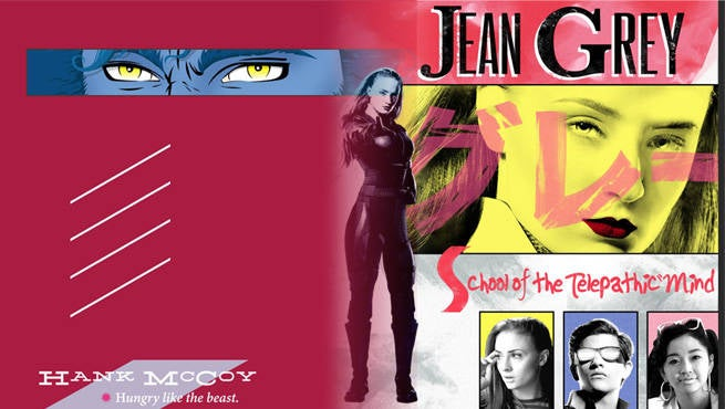X-Men: Apocalypse '80s Album Covers Revealed