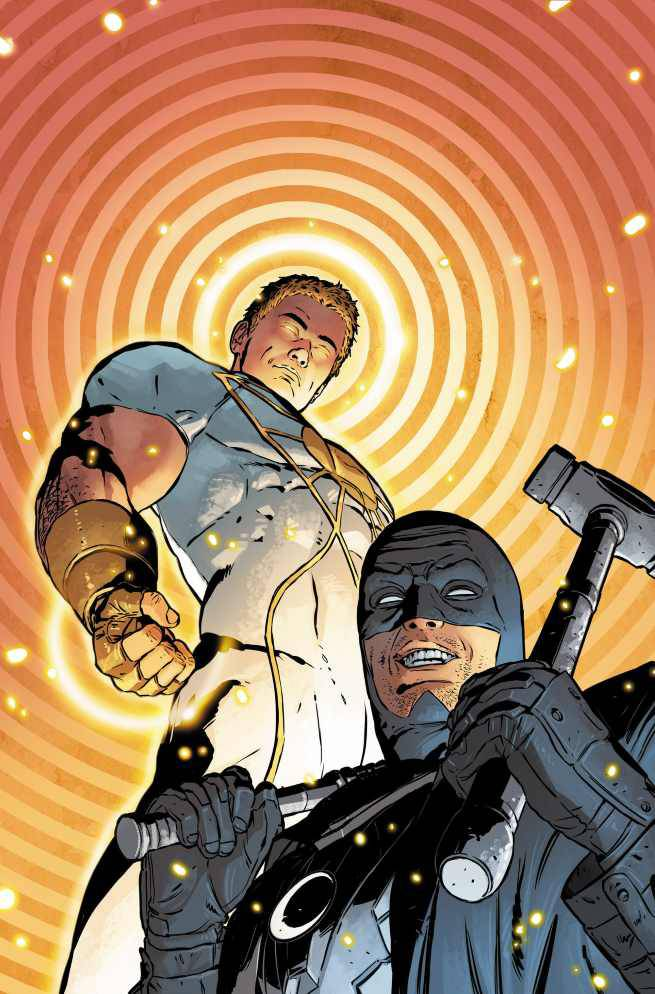 Midnighter and Apollo