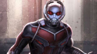 ant-man concept art