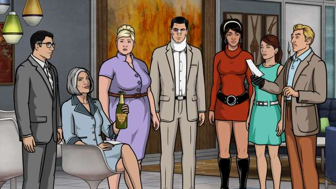 Archer - Photo Credit FX