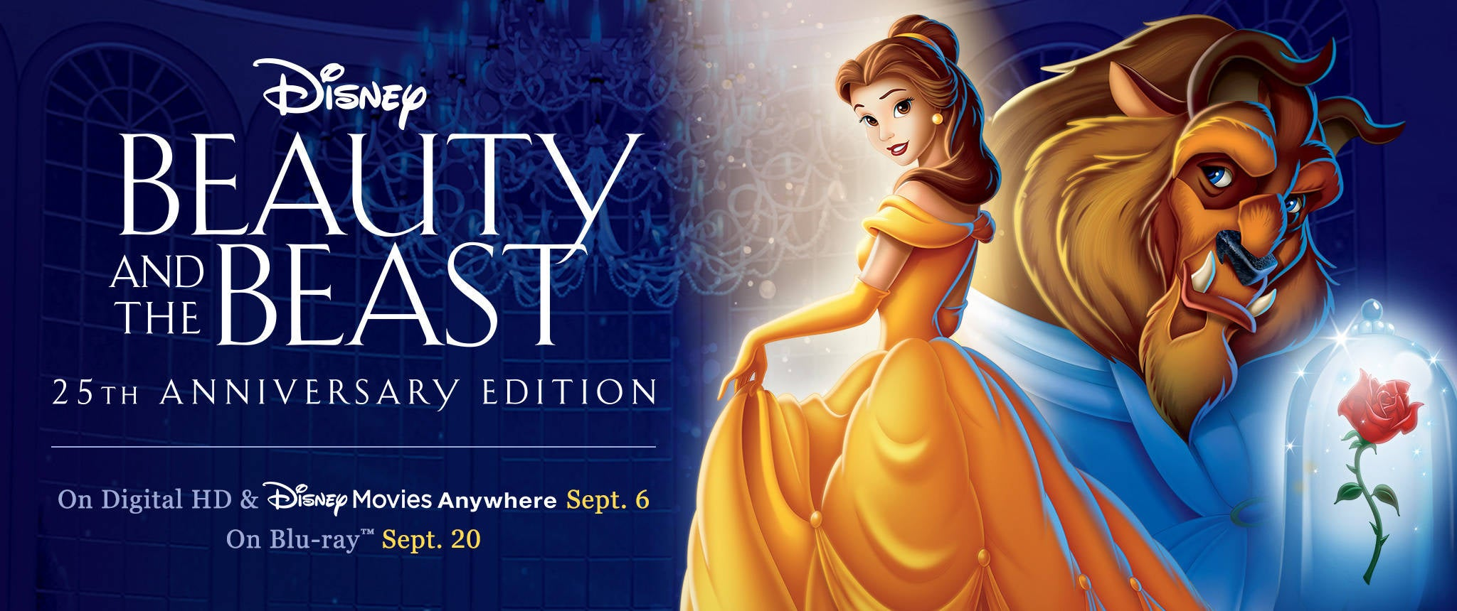 This is the second Blu-ray edition of Beauty and the Beast; the first ...