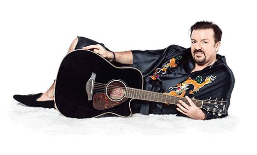 Ricky Gervais' David Brent To Return, Now at Netflix