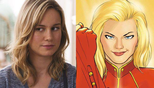 "Captain Marvel: Brie Larson On Capturing ""Female Complexity"""