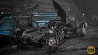 CB Batmobile