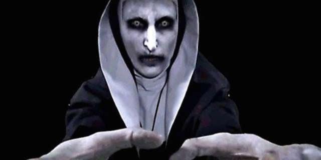 conjuring-nun