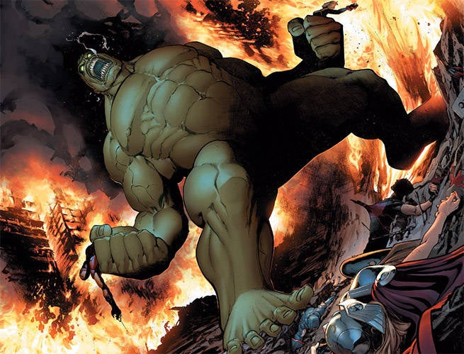 CW II 2 Hulk