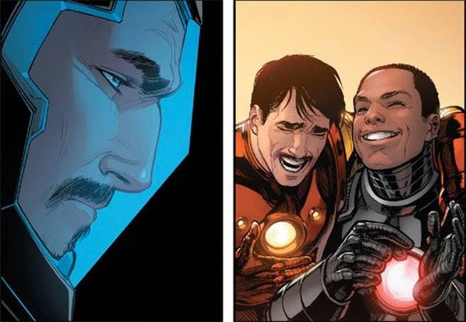 CW II 2 Stark Rhodey