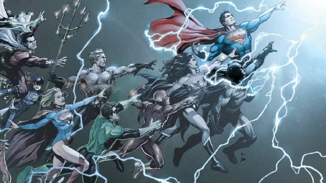 Five DC Comics TV Shows Warner Bros. Should Stream in 2018